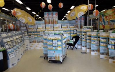 Derma Sun once again market leader in sun care category in Denmark