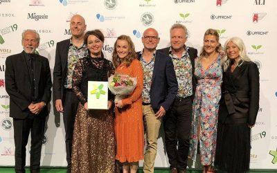 Winner of Danish Beauty Awards