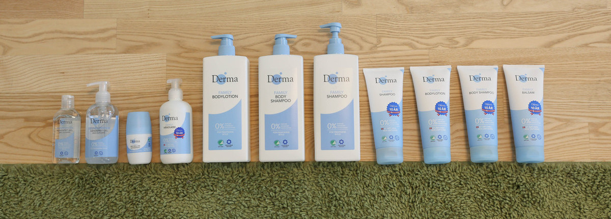 Derma produkter