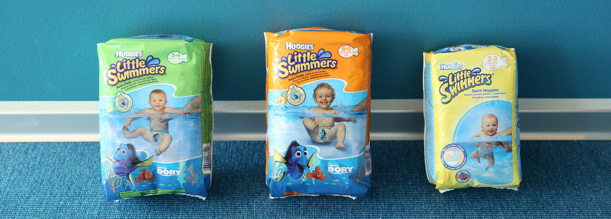 Little Swimmers pack