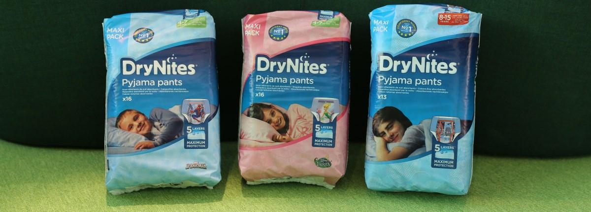 Drynites pyjama pants